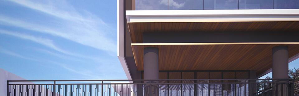 Fachada Externa do Edifício Andorra, Planen