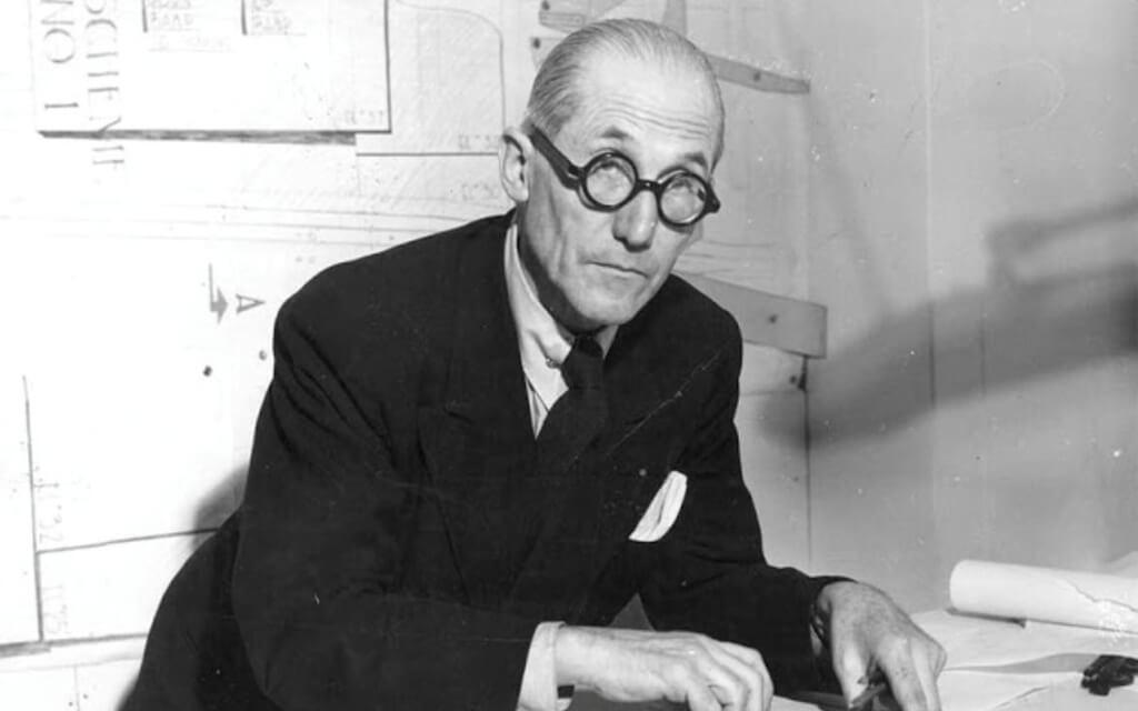 Le Corbusier responde o que é arquitetura