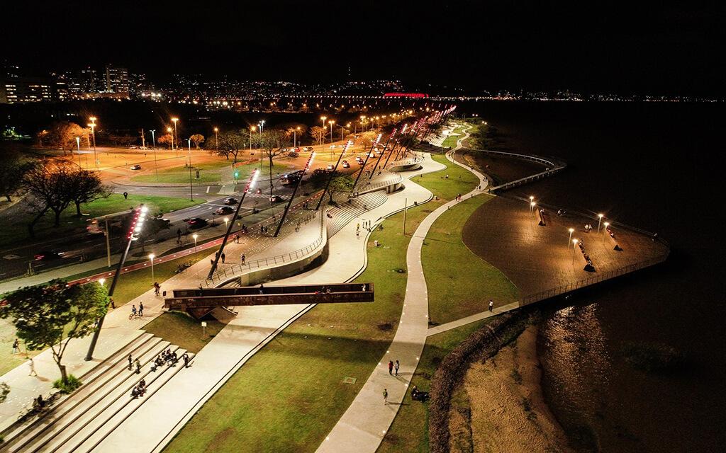 O projeto que revitalizou o rio Guaíba