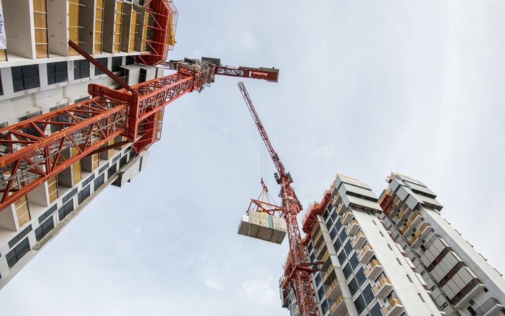 The Clement Canopy em será o fim da construção tradicional?