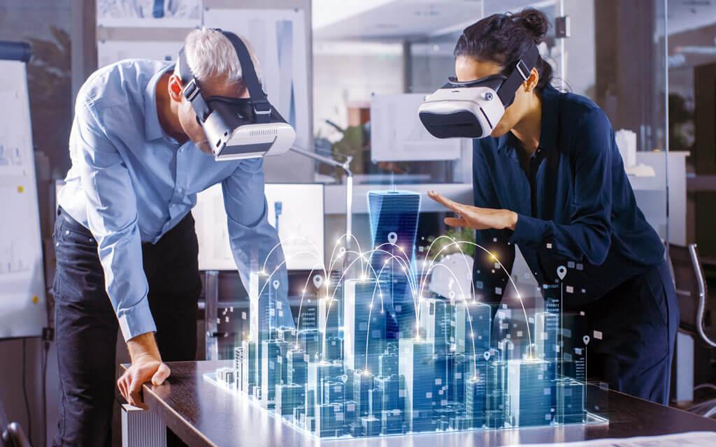 Visualização de projetos com a realidade virtual