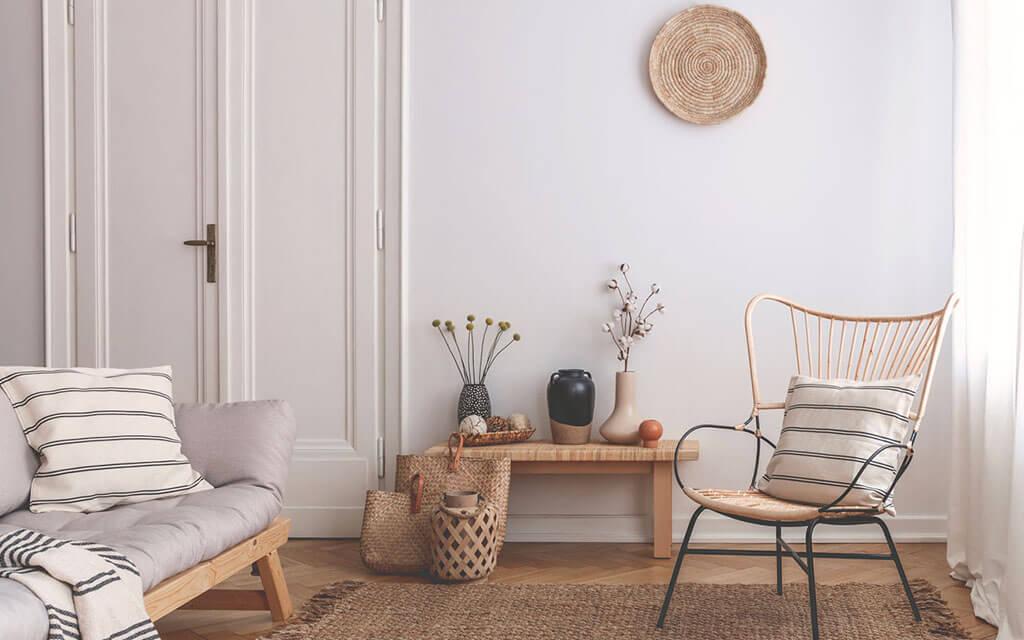 Arquitetura em estilo Hygge, que é um conceito que abrange a ideia de estar em casa